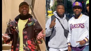 Floyd Mayweather Defends Nate Robinson After Getting Knocked Out By Jake Paul