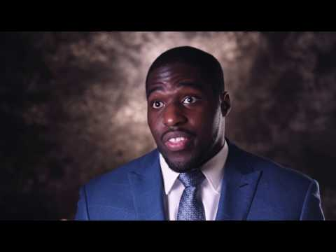 This is Sam Acho. This Is Diabetes.