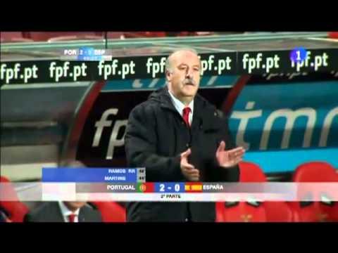 Portugal Vs Spain 4-0 All Goals & Highlights - International Friendly [17/11/10]
