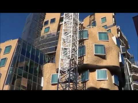 CityOfSydney.Tv Development Ultimo Dr.Chau Chak Wing Building By Frank Gehry 27072014