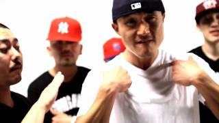Young Hastle / V-Neck T  (Official Music Video HD) Dir. 上山亮二