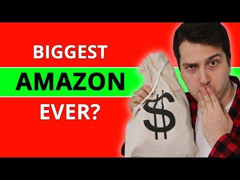 Biggest Amazon Commission EVER? | Affiliate Marketing thumbnail
