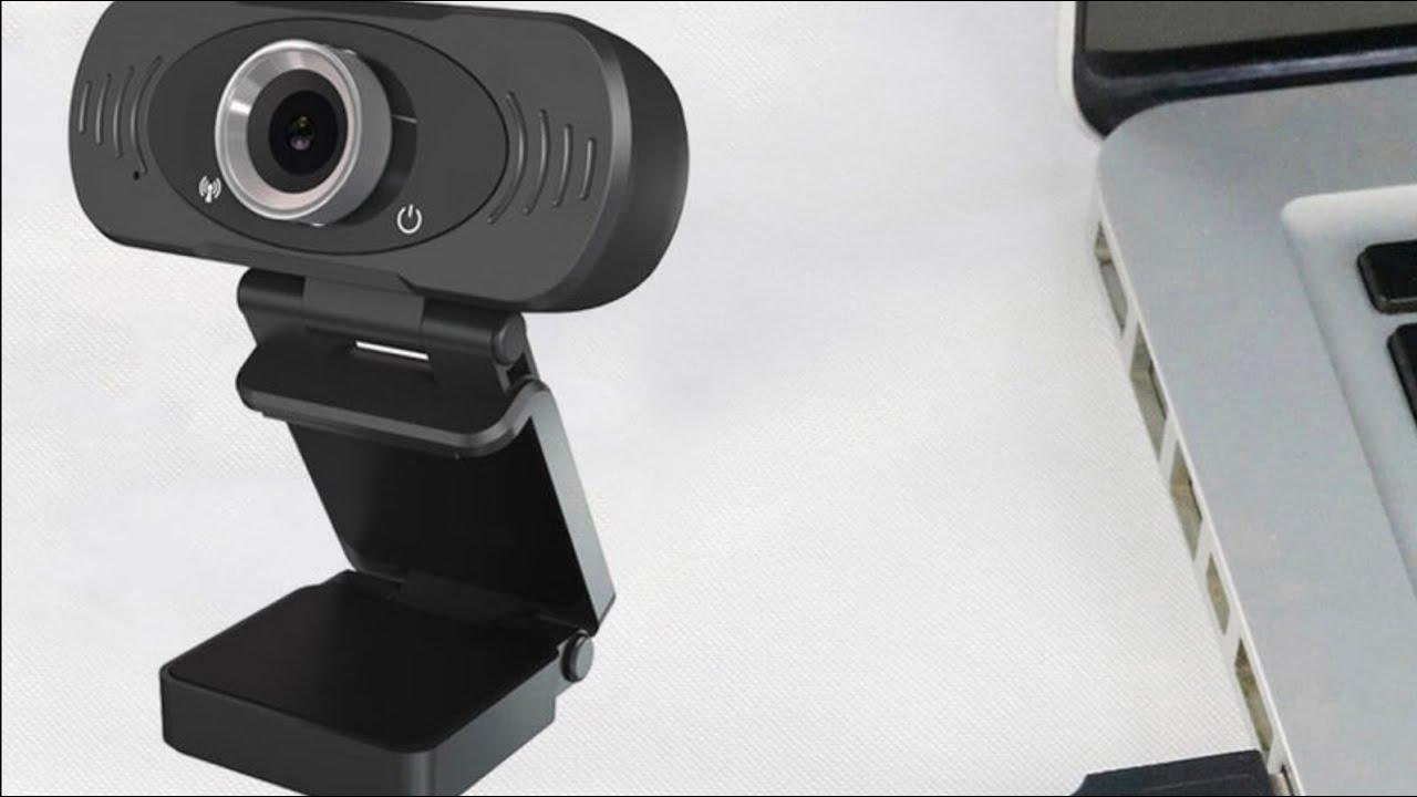 Xiaomi IMILAB W8SS Full HD webkamera bemutató