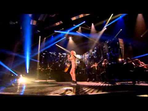 Ellie Goulding on Britain's Got Talent