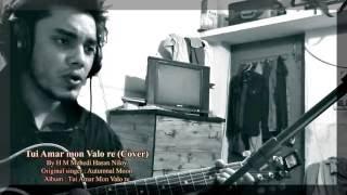 Tui Amar Mon Bhalo Re ( Acoustic Cover) By H M Mehedi Hasan Niloy