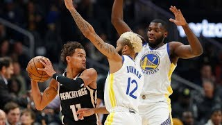 Hawks Snap 10 Game Losing Streak vs Warriors! 2019-20 NBA Season