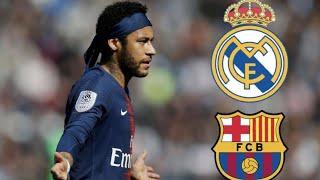 Latest transfer update on Neymar Jr