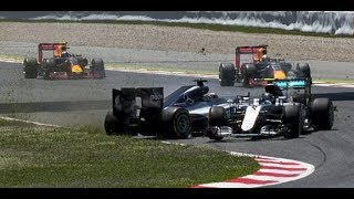 Lewis Hamilton Fights, Arguments and Temper