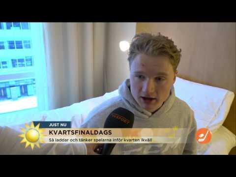 JVM-lagkaptenen: Det här är viktigast på hotellet - Nyhetsmorgon (TV4)