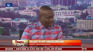Caucus Meeting: APC, PDP Debate Allegations Against REC, Security Concerns Pt.2