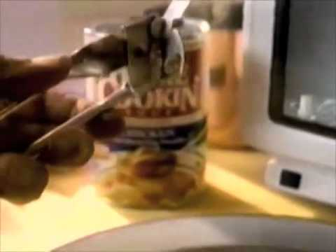 Campbell s Home Cookin  soup commercial   1990