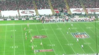 NFL International Series 2010 - London - SF vs DEN - Kickoff