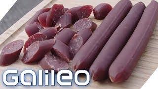 Gesund & lecker: Die neue Mini-Salami | Galileo | ProSieben