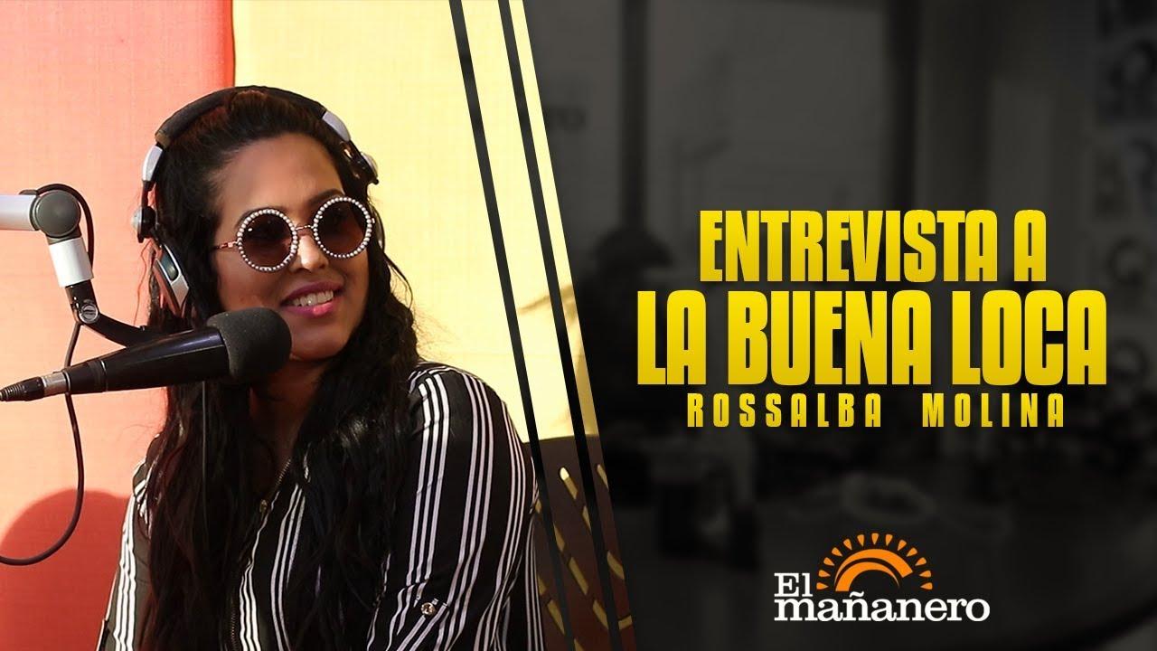 """Rosalba """"La Buena Loca"""" y problema con musicologo 2019"""