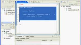 PHP Tutorial: Eclipse as a PHP IDE to develop php programmes - Part 1/2 - Codecall.net
