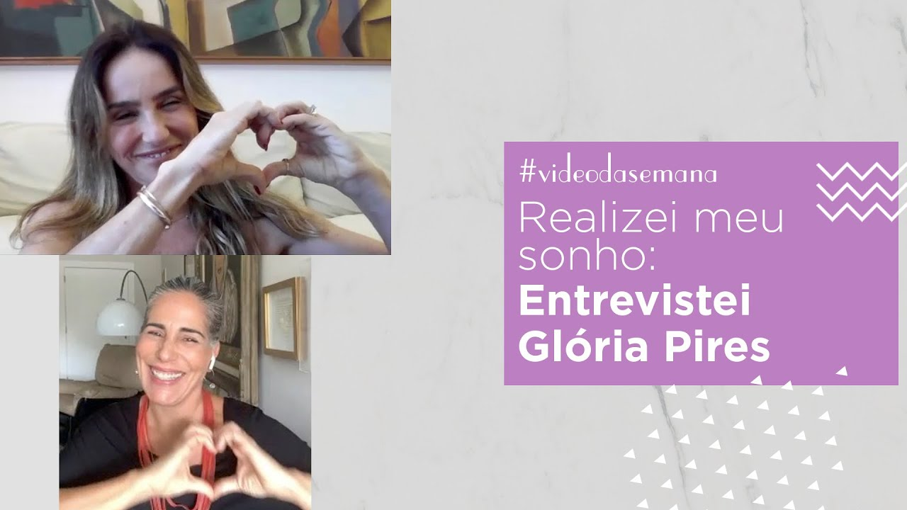 Glória Pires: a mãe, a mulher, a profissional, a inspiração