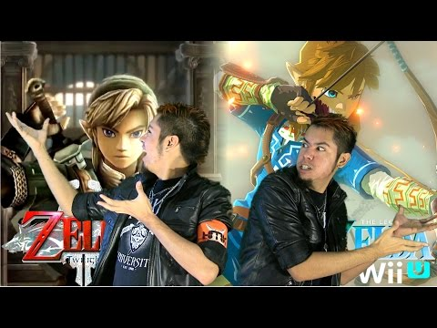 TWILIGHT PRINCESS HD MEANT TO DISTRACT US FROM ZELDA Wii U?!