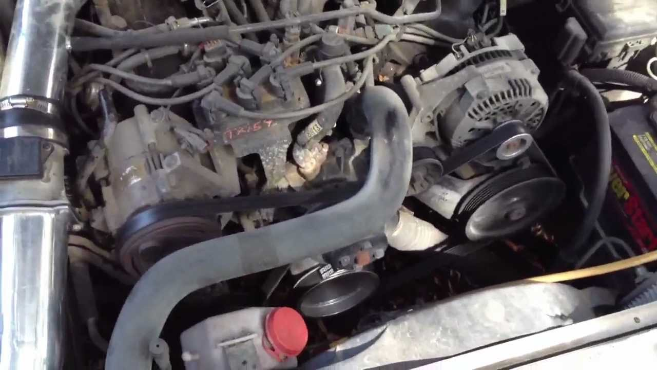 1965 Ford Mustang Starter Wiring Diagram 1997 Mustang V6 Youtube
