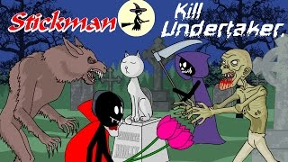 Stickman mentalist  Kill Undertaker  New Monsters