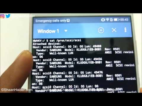 How to Check if Your Huawei P10 has eMMC 5.1 or UFS 2.1 Storage Type (Two Methods)