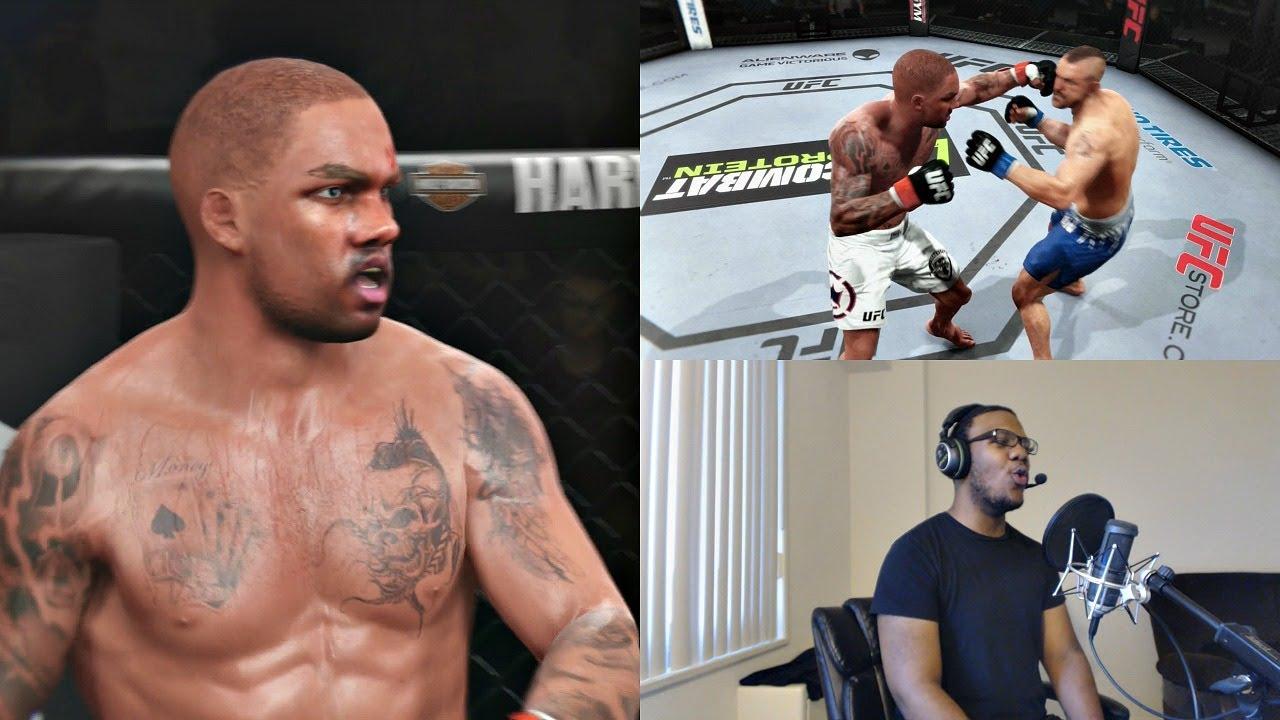 Download EA Sports UFC PS4 Online Gameplay FACECAM - Legend Killer!!