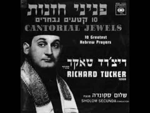 One Of Richard Tucker's Last Interviews     1974