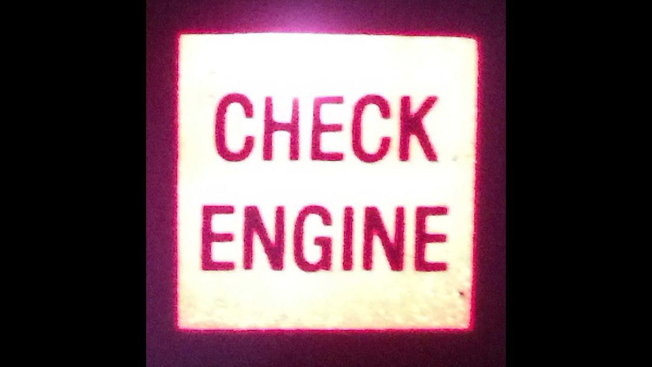 Sr20det Check Engine Light: Diagnostic Trouble Codes DTC And