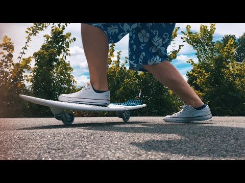 Обзор На Колесах #2 - Скейт Razor RipSurf