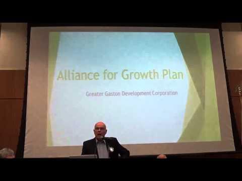 RCOG 01/08/15 Meeting: Gaston County Economic Development