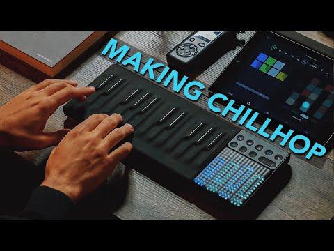 ROLI SongMaker Kit Chillhop Beat Making | Seaboard Block, NOISE App