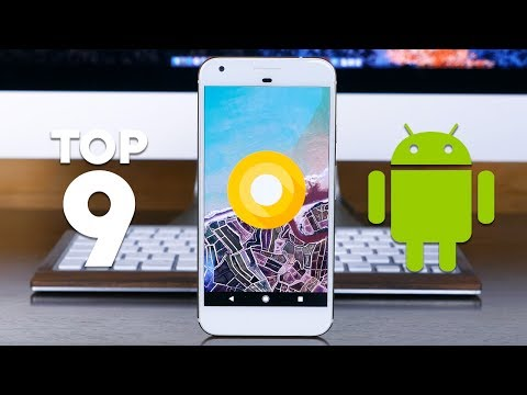 Top 9 Android O Features!