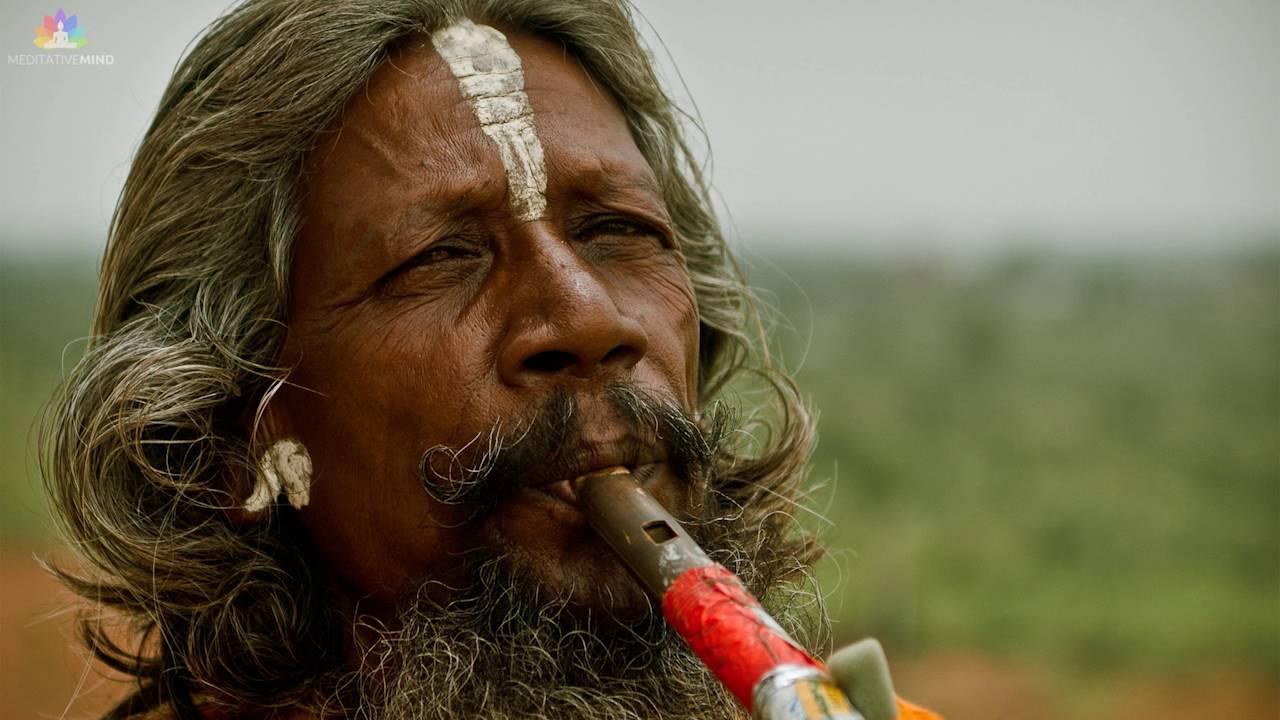 Indian Flute Music | Spiritual Morning Flute Music, Calming Relaxing Music,  Meditation Music