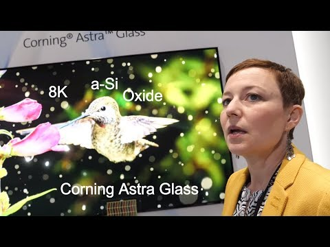 Corning Astra Glass,
