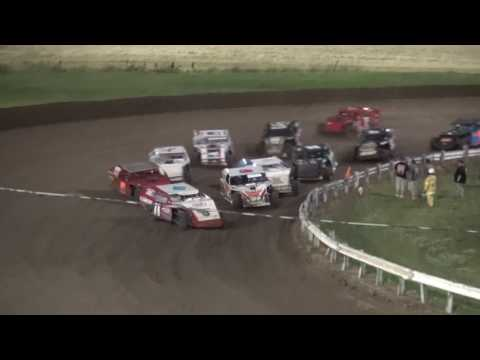 IMCA Modified feature Farley Speedway 7/8/16