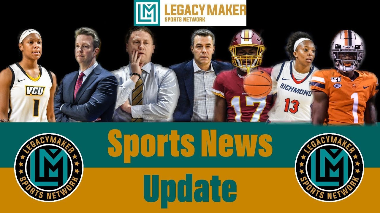 Legacymaker Sports News Update With Darrell Owens 7 14 20 Youtube