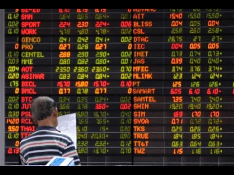 ตลาดหุ้นไทยสัปดาห์หน้าติดตามตัวเลขศก.