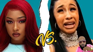 Cardi B Gets DRAGGED From The INDUSTRY By Megan Thee Stallion CANCELS TOUR Unable To Sell $5 TICKETS
