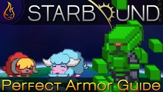 Starbound Perfect Armor Guide