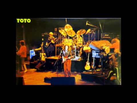 "Toto Live In Tokyo 1980 (Audio only) ""In Search For Hydra"""