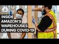 Gambar cover Amazon Warehouse Workers Speak Out During Coronavirus