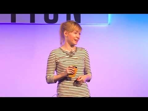 Linda Liukas on Al Gore and Programming | WIRED 2014 Next Generation | WIRED