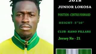 Junior Lokosa Best