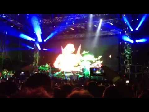 Linkin Park - opening intro - Johannesburg, South Africa -