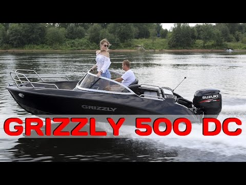 Катер GRIZZLY 500