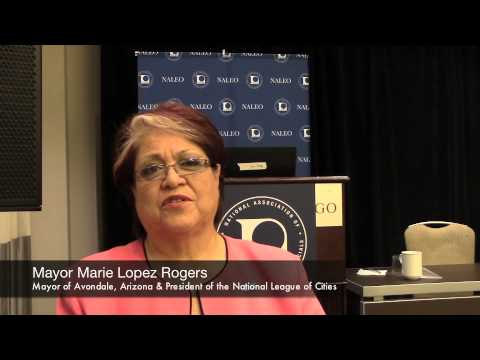 Marie Lopez Rogers on Federal Budget Cuts