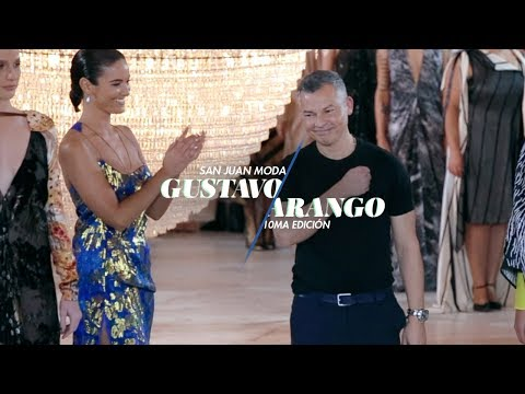 Gustavo Arango - San Juan Moda Fashion Show (2018)