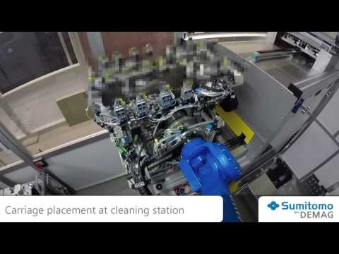 In-Mold Decoration for the Automotive Industry - Sumitomo (SHI) Demag