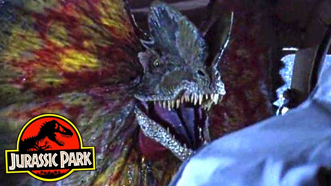 How Dennis Nedry Really Died In The Jurassic Park Novel