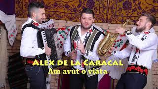 Alex de la Caracal - Am o viata ( live 2018 ) thumbnail