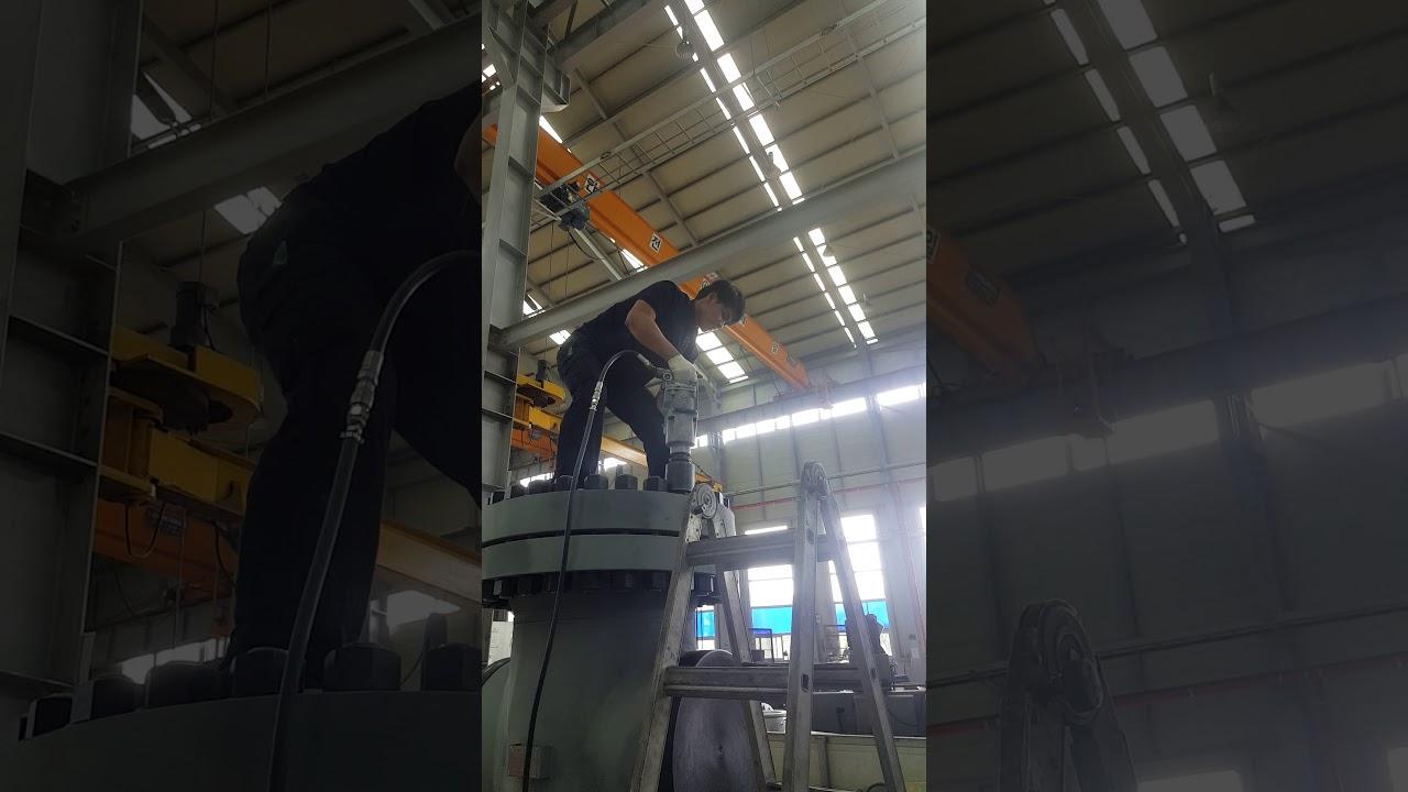 Kerja Di Korea Pabrik Kilang Minyak Youtube